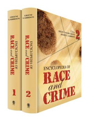 Encyclopedia of Race and Crime by Helen Taylor-Greene