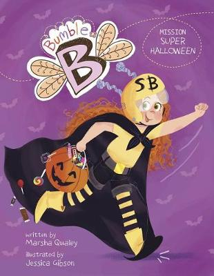 Mission Super Halloween by Marsha Qualey