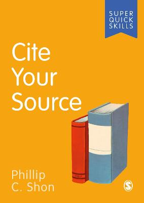 Cite Your Source book