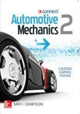 Automotive Mechanics 2 Blended Learning Package by Ed May