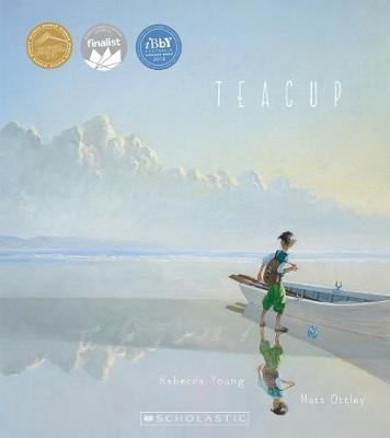 Teacup by Rebecca Young