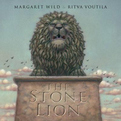 Stone Lion book