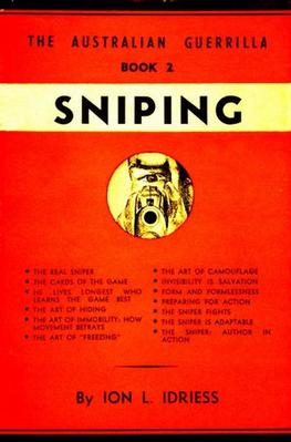 Sniping by Ion Idriess