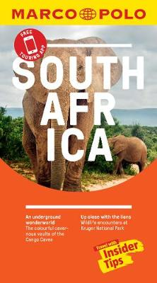 South Africa Marco Polo Pocket Travel Guide 2018 - with pull out map by Marco Polo