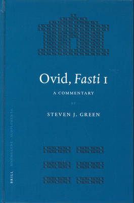 Ovid, Fasti 1 by Steve Green