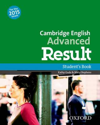 Cambridge English: Advanced Result: Student's Book by Paul Davies