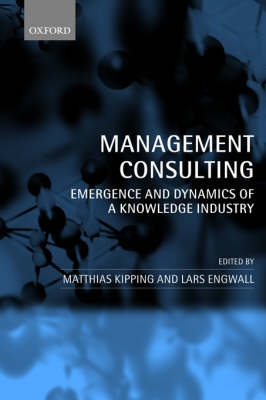 Management Consulting book