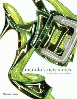 Manolo's New Shoes by Suzy Menkes