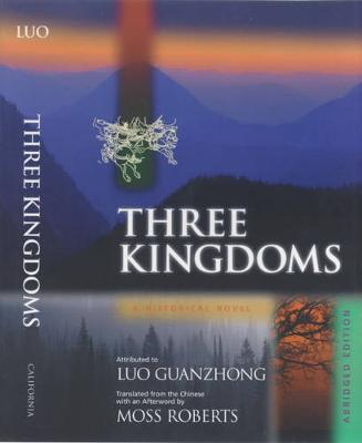 Three Kingdoms book