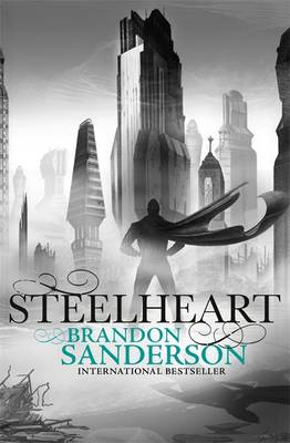 Steelheart by Brandon Sanderson