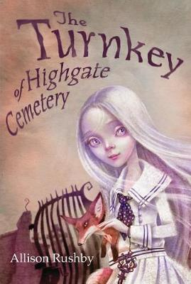Turnkey of Highgate Cemetery by Allison Rushby