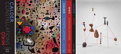 Miro and Calder's Constellations book