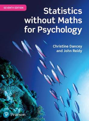 Statistics Without Maths for Psychology book