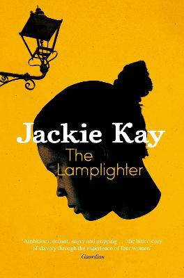 The Lamplighter book