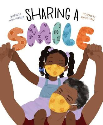 Sharing a Smile book