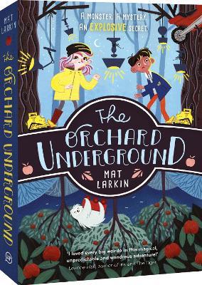 Orchard Underground by Mat Larkin