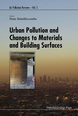 Urban Pollution And Changes To Materials And Building Surfaces by Peter Brimblecombe