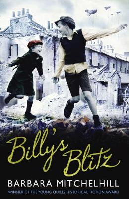 Billy's Blitz book
