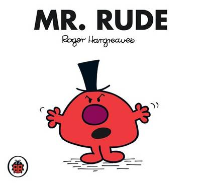 Mr Rude by Roger Hargreaves