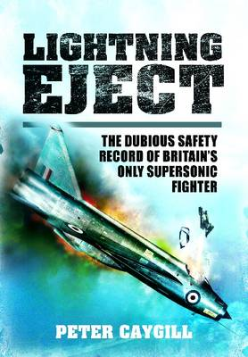 Lightning Eject by Peter Caygill