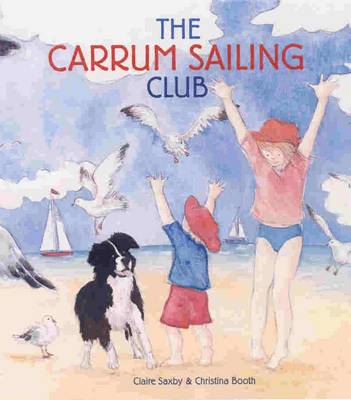 The Carrum Sailing Club by Claire Saxby