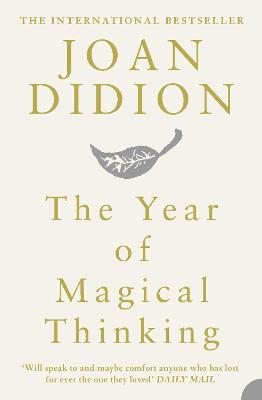 Year of Magical Thinking book
