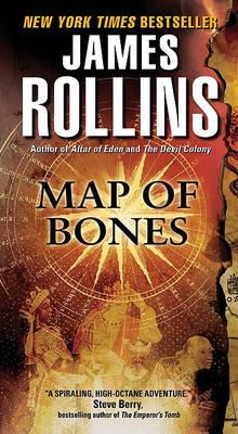 Map of Bones by James Rollins