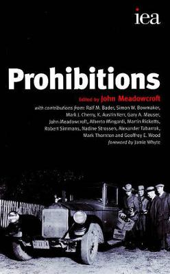 Prohibitions by John Meadowcroft
