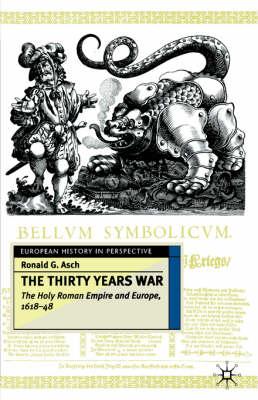 Thirty Years War by Ronald Asch