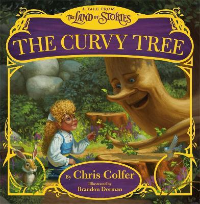 Curvy Tree book