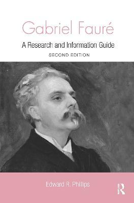 Gabriel Faure book