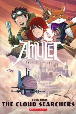 Amulet: #3 Cloud Searchers book
