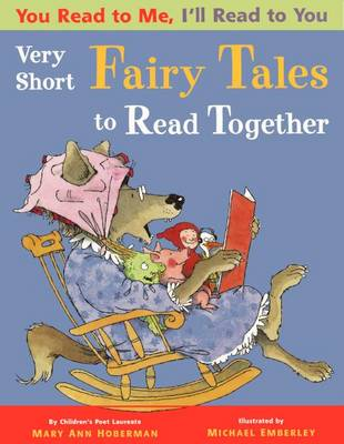 Very Short Fairy Tales to Read Together by Mary Ann Hoberman