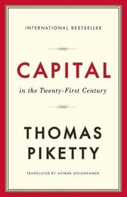 Capital in the Twenty-First Century book