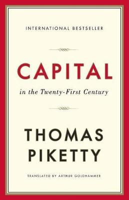 Capital in the Twenty-First Century book