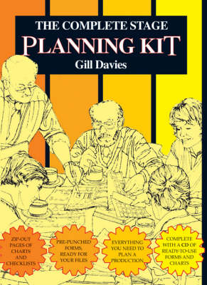 The Complete Stage Planning Kit by Gill Davies