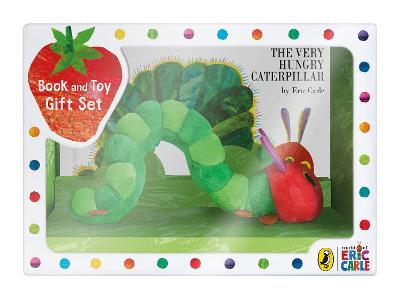 The Very Hungry Caterpillar: Book and Toy Gift Set by Eric Carle