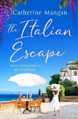 The Italian Escape: A feel-good holiday romance set in Italy - the PERFECT beach read for summer 2021 book