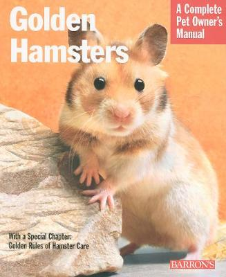 Golden Hamsters by Peter Fritzsche