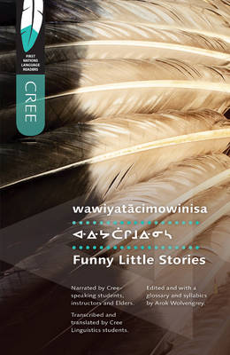 Funny Little Stories book