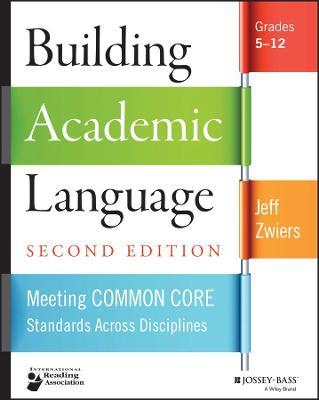 Building Academic Language book