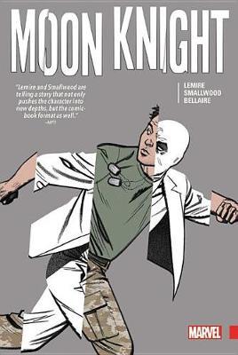 Moon Knight By Lemire & Smallwood by Jeff Lemire