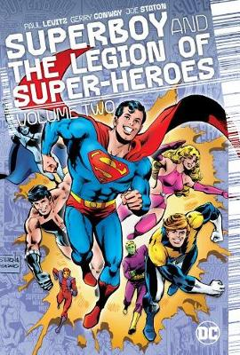 Superboy And The Legion Of Super-Heroes Vol. 2 book