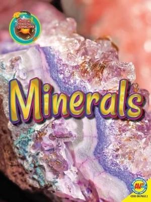 Minerals by Patricia Miller-Schroeder