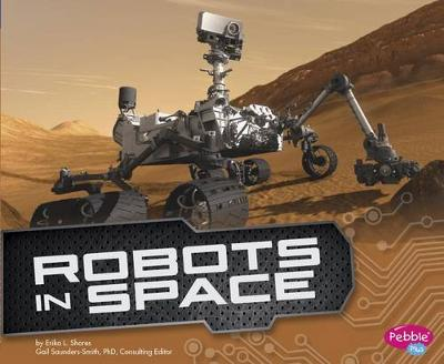 Robots in Space book
