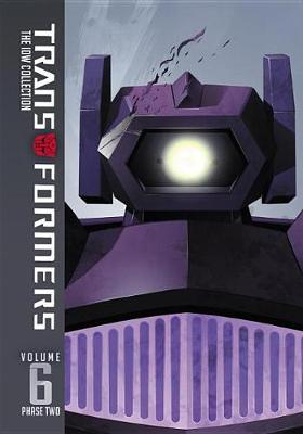 Transformers IDW Collection Phase Two Volume 6 by James Roberts