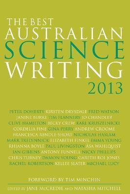 Best Australian Science Writing 2013 by Jane McCredie