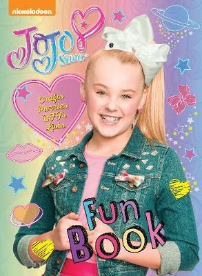 Jojo Siwa Fun Book by