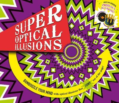 Super Optical Illusions by Gianni A. Sarcone