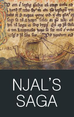 Njal's Saga by Lee Milton Hollander